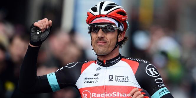 Le Suisse Fabian Cancellara, déjà vainqueur en 2010, s'offre son 2e Tour de Flandres.