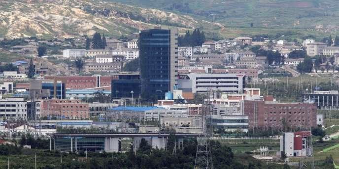 Le complexe industriel de Kaesong est une zone de coopération économique et industrielle entre les Corées du Nord et du Sud.