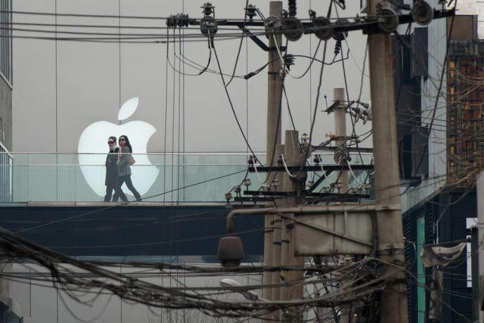 Le service après-vente d'Apple va faire l'objet d'une enquête et d'une surveillance accrue par l'administration chinoise, a rapporté vendredi le