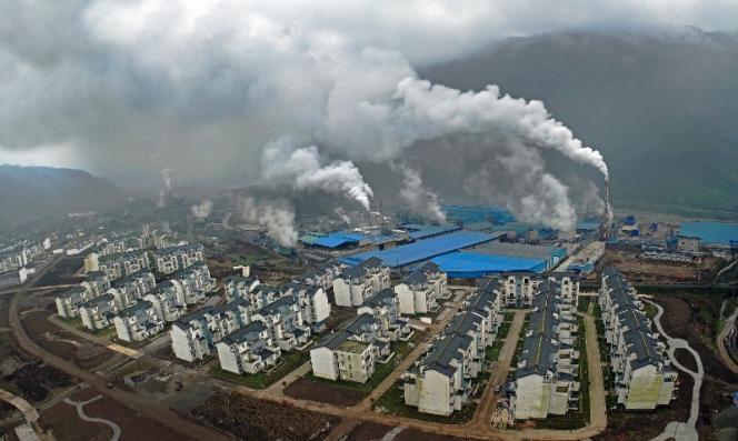 L'industrie de l'engrais est située à proximité immédiate de cours d'eau et de zones habitées dans plusieurs régions de Chine.