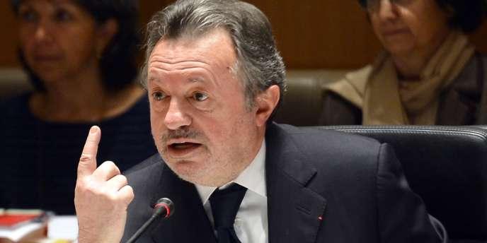 Le président du conseil général des Bouches-du-Rhône devait être entendu dans un des volets d'un vaste dossier portant sur des marchés publics présumés frauduleux dans le département.