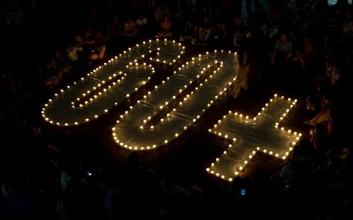 Le 26 mars, à l'occasion de l'Earth Hour (
