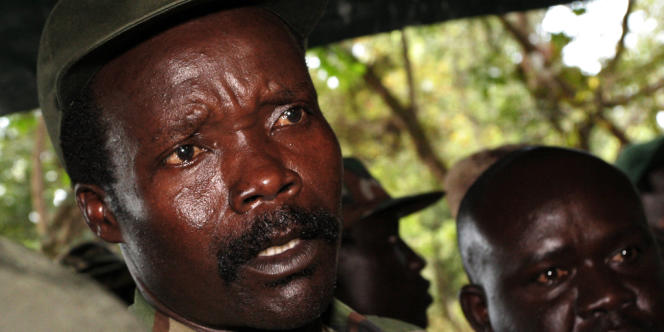 Joseph Kony, le 12 novembre 2006.