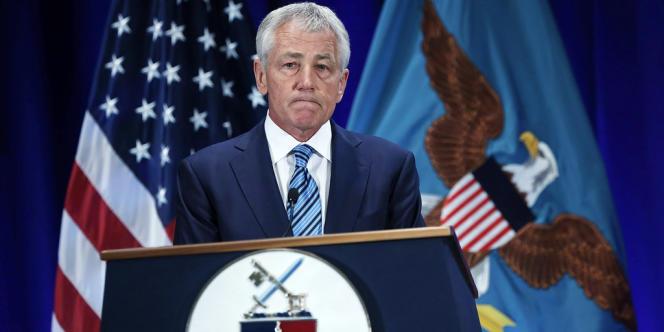 Rappelant que Pyongyang avait menacé de s'en prendre aux bases américaines de Guam et d'Hawaii, le chef du Pentagone, Chuck Hagel, a considéré qu'il fallait