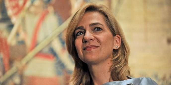 L'infante Cristina est convoquée par la justice le 27 avril dans l'enquête pour détournement de fonds qui vise son mari depuis fin 2011.