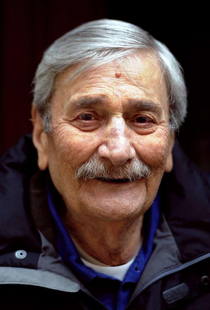 Fred, le 29 janvier à Angoulême.