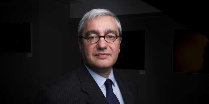 Emmanuel Hoog, le 4 avril.