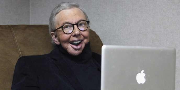 Roger Ebert, qui avait reçu le prestigieux prix journalistique en 1975, était lu par tous les cinéastes, au point que Martin Scorcese prépare un film sur sa vie.