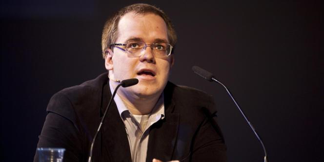 Evgeny Morozov en 2012.