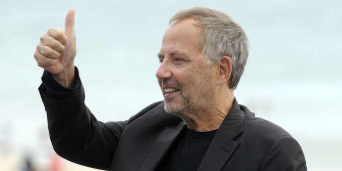 Fabrice Luchini au Festival du film de Saint-Sébastien, le 23 septembre 2012.