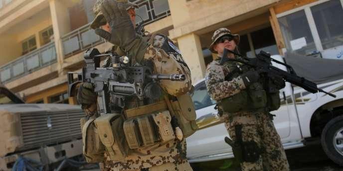 La journée de samedi a été la journée la plus meurtrière pour la coalition internationale en près de huit mois en Afghanistan.