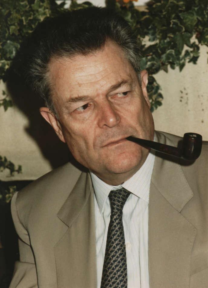Le producteur Philippe Dussart.