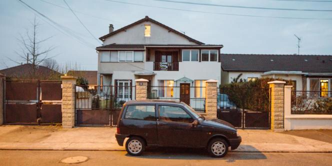 Un pavillon loué à la découpe, à Sevran (Seine-Saint-Denis).