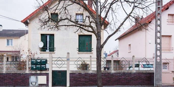 A Sevran (Seine-Saint-Denis), un pavillon, six boîtes aux lettres.