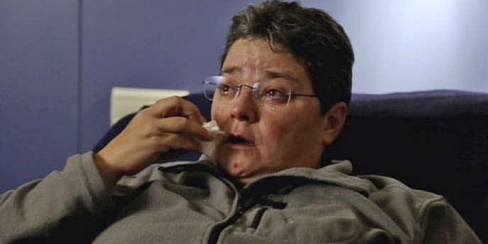 Christelle, brigadier, toujours hantée par la vue des corps calcinés lors du crash du Concorde le 25 juillet 2000 à Gonesse (Val-d'Oise).