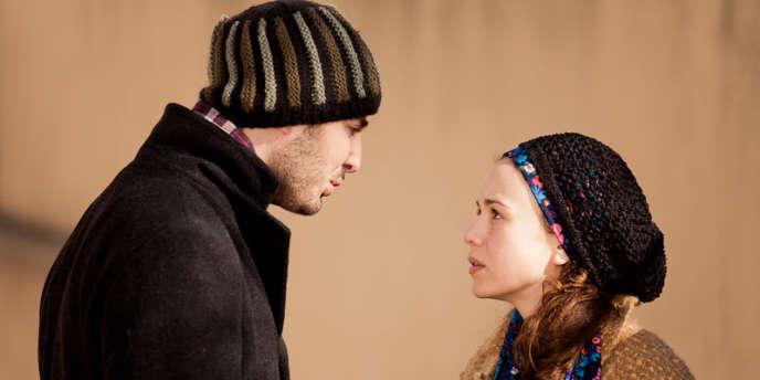 Stéphane Nahal et Sonia Amori dans le film français de Viviane Candas,