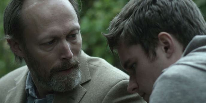 Lars Mikkelsen et Jack Reynor dans le film irlandais de Lenny Abrahamson,