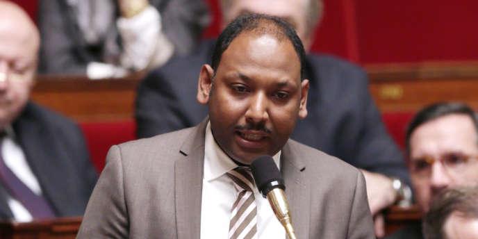 Le député Thierry Robert, le 29 janvier.
