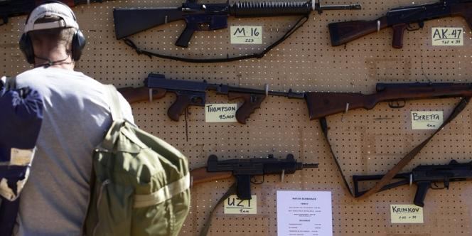 Une partie des propositions de Barack Obama sur le contrôle des armes à feu pourrait être adoptée dans le cadre d'un projet de loi au Sénat.
