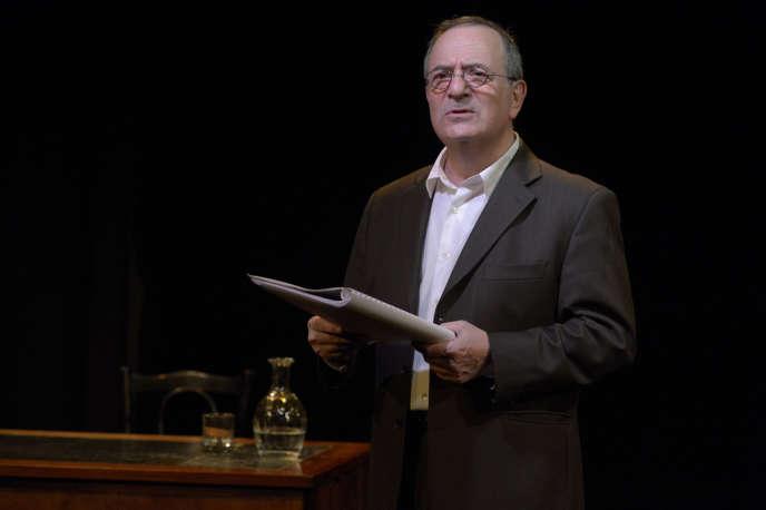 Bruno Abraham-Kremer incarne la pensée de Vladimir Jankélévitch.