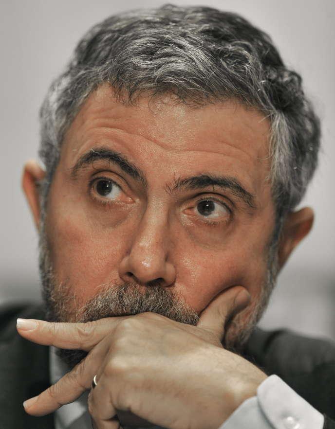 Paul Krugman, Prix Nobel 2008 d'économie et éditorialiste au