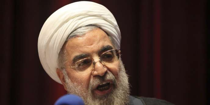 Hassan Rohani, chef des négociateurs iranien pour le nucléaire au début des années 2000 a annoncé jeudi 11 avril se lancer dans la course à la présidentielle du 14 juin prochain.