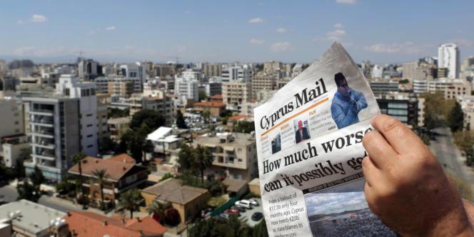 Chypre devra lever 13 milliards d'euros, dont la majorité sera obtenue par la fermeture de Laïki et la restructuration de Bank of Cyprus.