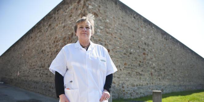 A l'hôpital de Fresnes (Val-de-Marne), explique la docteure Anne Dulioust,