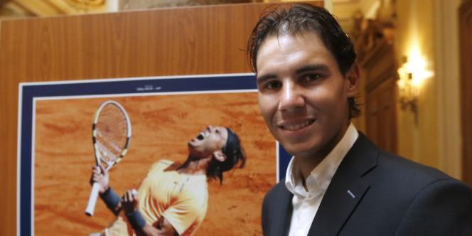 Rafal Nadal, septuple vainqueur du tournoi de Roland-Garros.
