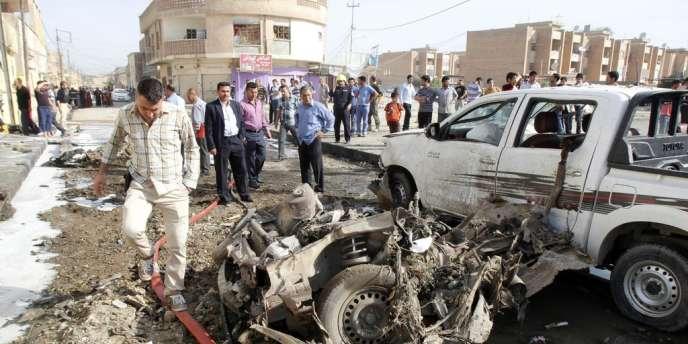 Les attentats n'ont pas encore été revendiqués, mais les regards se tournent vers l'Etat islamique d'Irak, la branche locale d'Al-Qaida, en guerre ouverte contre le gouvernement chiite de Nouri Al-Maliki.