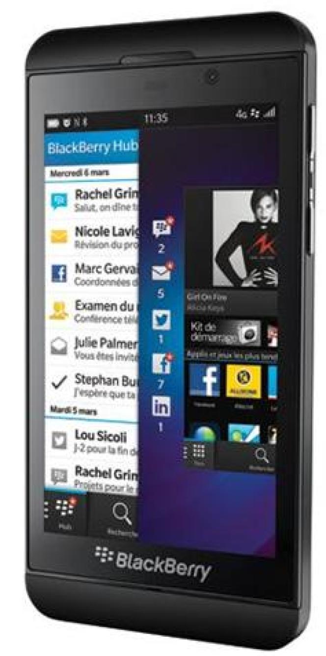 BlackBerry a un genou à terre depuis l'échec du Z10, lancé en mars avec plus de deux ans de retard. Ce mobile ne s'est vendu qu'à 2,7 millions d'unités au deuxième trimestre, malgré un marketing féroce et un prix divisé par quatre depuis son arrivée dans les boutiques.