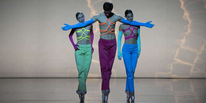 Les costumes du ballet d'Angelin Preljocaj,