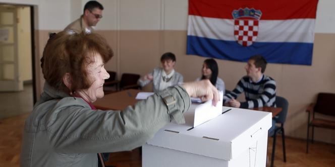 Le taux de participation enregistré à la fin du vote a tout juste atteint 20,79 %.