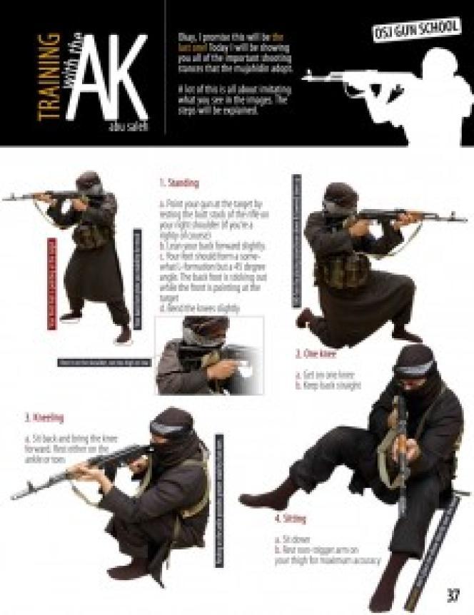 En 2010, le magazine Inspire livrait toutes les astuces nécessaires à la fabrication d'une bombe artisanale, à destination des djihadistes en herbe.