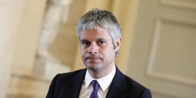 Laurent Wauquiez a été élu secrétaire général de l'UMP vendredi 5 décembre.
