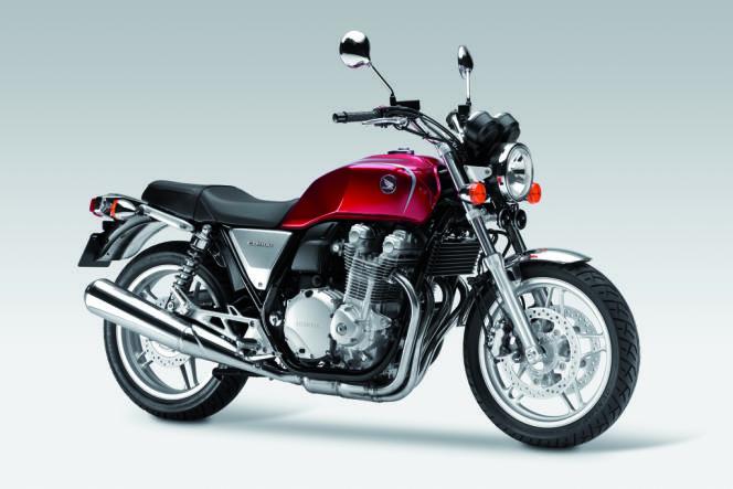 La Honda CB1100 se destine à des amateurs au moins quadragénaires.