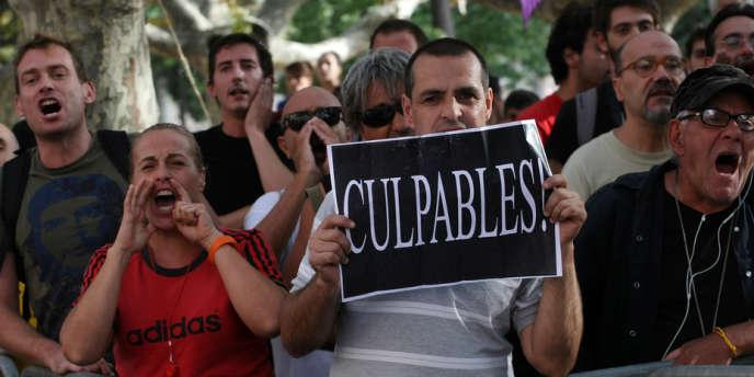 Si le sujet est aussi sensible, c'est parce que ces études servent en grande partie de socle pour justifier la mise en place des politiques économiques exigées par ces institutions – ici, en Espagne.