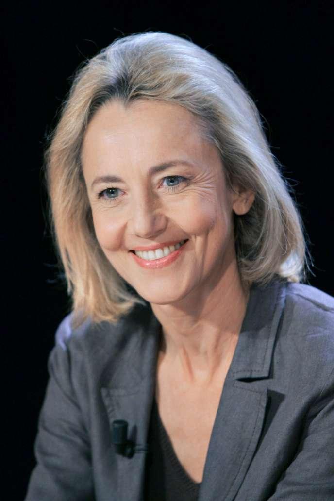 Dominique Bona, en 2006.