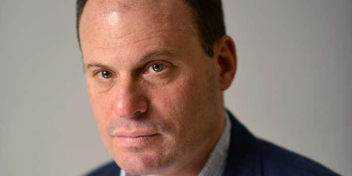 Manuel Carcassonne, nouveau directeur général de Stock.
