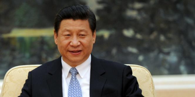 Xi Jinping, président et numéro un du Parti communiste chinois, en avril 2013 à Pékin.