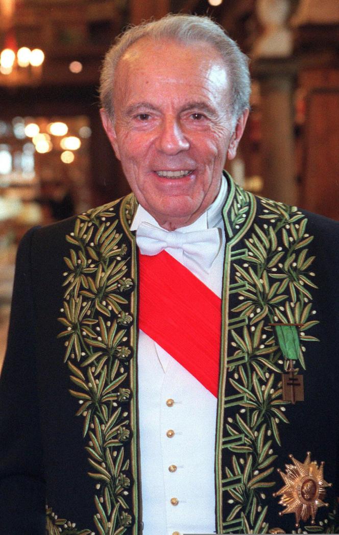 François Jacob est mort à l'âge de 92 ans.
