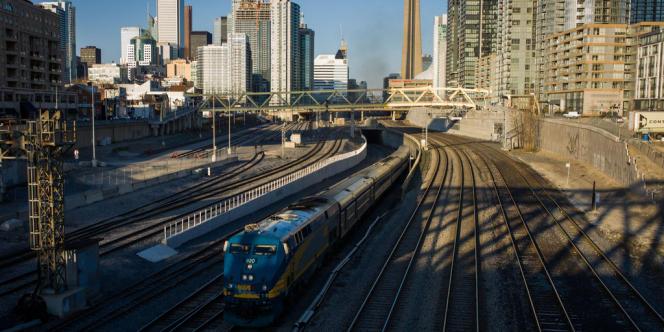 Les deux suspects de l'attentat déjoué de la voie ferrée Toronto-New-York doivent comparaître devant le tribunal ce mardi.