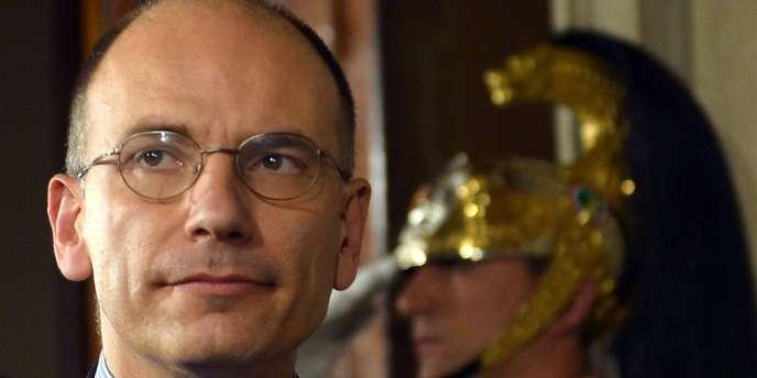 Enrico Letta, sous-secrétaire du Parti démocrate italien, est pressenti pour prendre les rênes du gouvernement italien.
