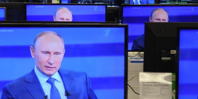 Pour Vladimir Poutine la Russie a besoin