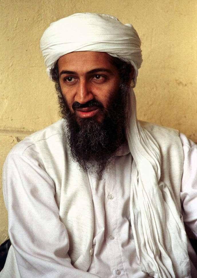 Oussama Ben Laden en avril 1998.