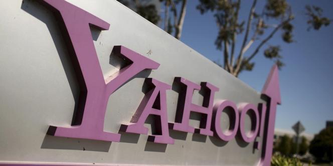Le siège de Yahoo! à Sunnyvale, en Californie, le 16 avril.