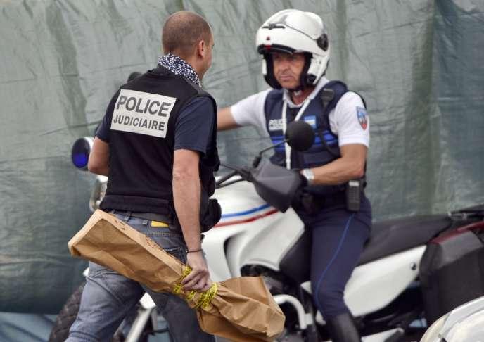 Le parquet d'Aix-en-Provence a été saisi de l'affaire.