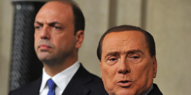Angelino Alfano, secrétaire général du PDL et un des plus proches alliés de M. Berlusconi, aura le rang de vice-président du conseil, et sera aussi ministre de l'intérieur.