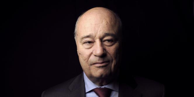 Jean-Michel Baylet, le 11janvier2012.