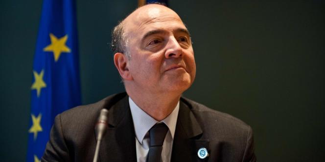 Pierre Moscovici a déclaré que le gouvernement souhaitait taxer